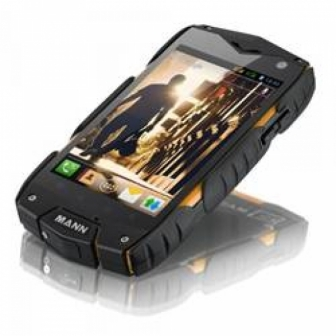 -30% Telefon Profesional Rezistent la Apa Socuri si Praf! Mann Zug 3 - IP68