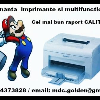 Acum! Mentenanta & consumabile ptr. imprimante si multifunctionale, rapid