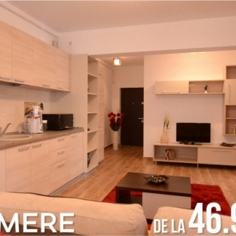 Apartament 3 camere, mobilier si loc parcare bonus !!!
