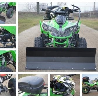 ATV Urban Warrior 125cc Import Germania