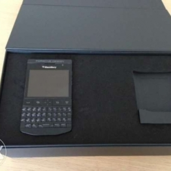 Blackberry p9981 Porsche Design Black / Negru! Sigilate! Garantie