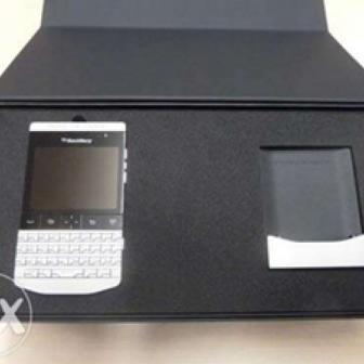 Blackberry P9981 Porsche Design Silver / Gri sigilate