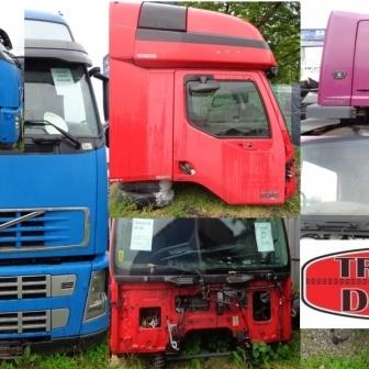 Cabine de camioane