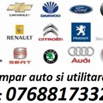 Cumpar autoturisme tel 0768817332