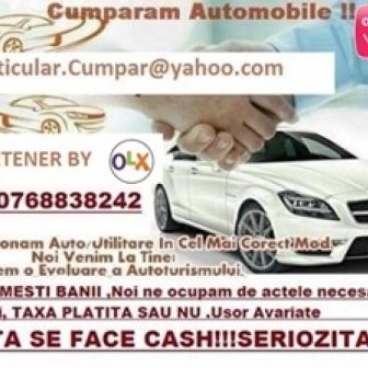 Cumparam Auto 0768838242