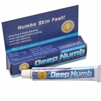 Deep Numb crema anestezica 10g