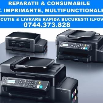 Epson -Reparatii imprimante Bucuresti si Ilfov. Servicii de reparatii si consuma