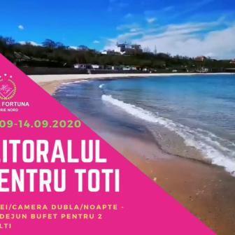 Hotel Fortuna 3 stele Eforie Nord – Oferte Last Minute& Litoralul pentru Toti