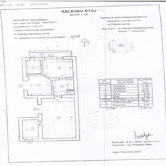 Inchiriere vila de lux 3 camere terasa central studio 44 la parter