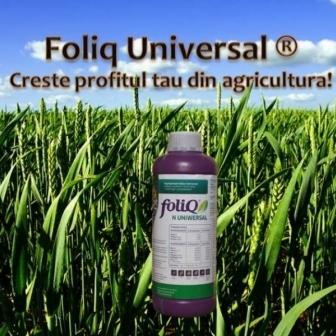 Ingrasamant foliar Foliq Universal