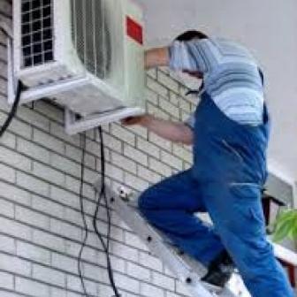 Instalare rapida aer conditionat