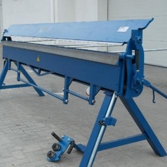 Kézi élhajlító bádogos gép 3140/1.0 mm Hajlítógép Élhajlítógép