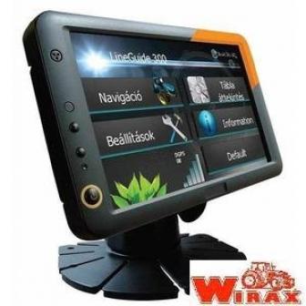 Line Guide 300 echipaj de ghidare GPS