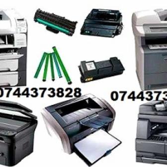 Livrare cartuse ptr. imprimante, multifunctionale, copiatoare si faxuri.