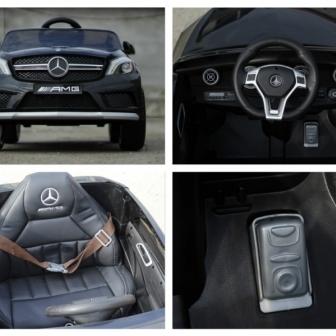 Masina electrica copil Mercedes A45 AMG Deluxe Nou