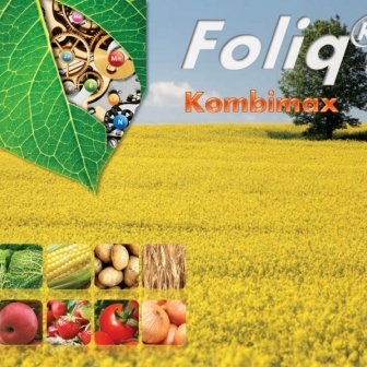 O noua generatie de ingrasaminte foliare – Foliq Kombimax