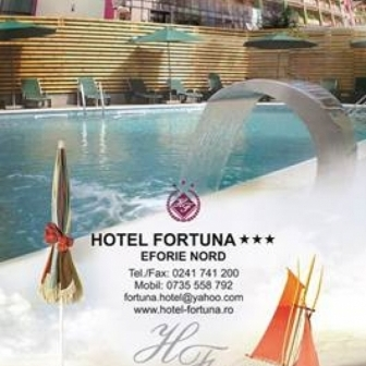 Oferta cazare weekend Hotel Fortuna Eforie Nord