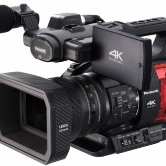 Panasonic DVX200 4K Cinema . Some Leads. Others Follow
