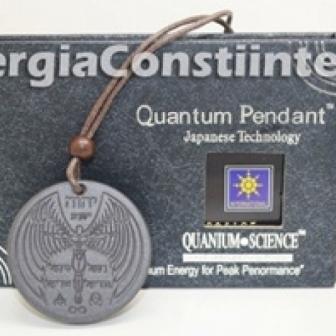Pandantiv Scalar Protector Impotriva Radiatiilor Electromagnetice