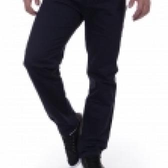 Pantaloni barbat negri