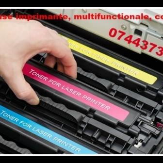 Reincarcare cartuse ptr.imprimante 0744373828 in 60 minute, in Bucuresti si Ilfo