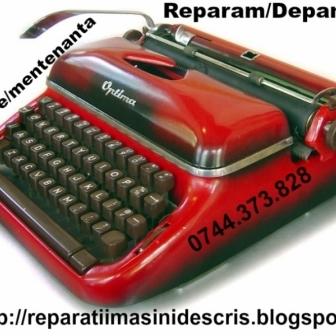 Reparatii imprimante /masini de scris 0744.373.828