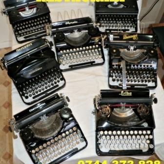 Reparatii masini de scris si consumabile, rapid si convenabil.