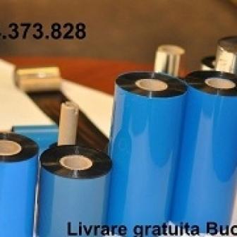 Riboane imprimante  etichete (logistice, de palet, de pret, coduri de bare…)