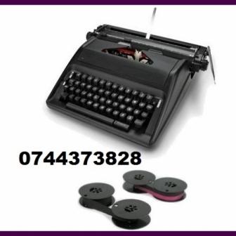 Role Cu Banda Pentru Masini De Scris 0744373828 culoare bicolora si neagra.