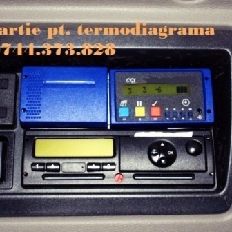 Role hartie si Riboane cu tus Transcan, Datacold Carrier, Tkdl, Thermo King, Ter