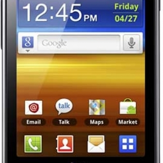 Samsung Galaxy Young Duos GT-S6102