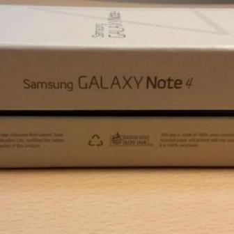 Samsung N910C Galaxy Note 4 Black / negru sigilate libere !! 2299r