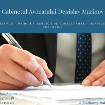 Servicii juridice si de contabilitate pentru societati noi si existente din Bulg