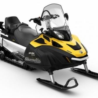 SNOWMOBIL BRP SKI-DOO SKANDIC WT 600 ACE