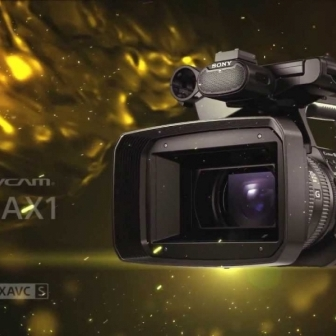 Sony FDR-AX1 4K Ultra HD; Videocamere Profesionale wedding, noi, sigilate !