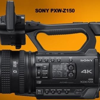 Sony HXR NX100 / Sony PXW Z150 4K Xdcam Camcorder / Fvideo