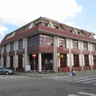 Teren 558 mp si cladire de birouri 1291 mp, Oradea