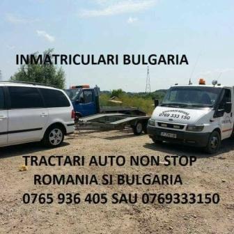 TRACTARI Auto NON-STOP la cele mai mici preturi!