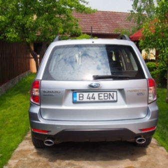 Vand Subaru Forester 4WD