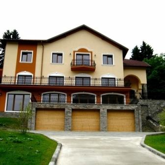 Vila cu panorama deosebita in Brasov