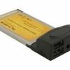 Adaptor PCMCIA 4x USB 2.0 – 61234