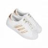 Adidas Superstar Alb-Auriu