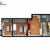 Apartament C2-3 camere la cheie