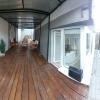 Apartament si terasa, un excelent loc de relaxare pentru doritorii de intimitate