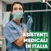 Asistent Medical Generalist în Lodi și Cremona