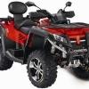 ATV CFMoto X8 EPS