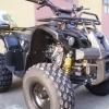 ATV DE VANZARE Hummer HG 125cmc 2w4 Bonus Casca