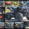 ATV ITALJET E-QUAD 1000W CASCA BONUS
