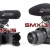Azden SMX-30 SMX-15 the Ultimate Video Microphones