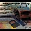 Banda masina de scris , cartuse imprimante si multifunctionale.